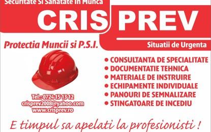 CRIS PREV-CONSULTANTA PROTECTIA MUNCII-PSI