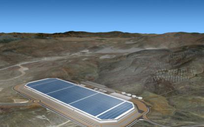 Nouă fabrică Tesla va fi imensă şi alimentată cu energie regenerabilă.