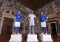 Italienii vor juca primul meci in noile echipamente impotriva Romaniei. Cum arata tricourile pe care le vor imbraca la EURO.
