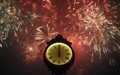 REVELION 2016: Petreceri în aer liber în marile oraşe, cu focuri de artificii, confetti şi lasere