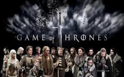 """Al şaselea sezon al serialului """"Urzeala tronurilor"""" va avea premiera pe 24 aprilie"""
