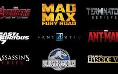 Filmele anului 2015