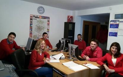 Cris Prev Otopeni – Plecarea inspectorilor pe sectoare este precedata de sedinta de dimineata!