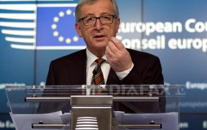 Juncker: UE nu va elimina vizele pentru cetăţenii turci dacă Ankara nu îndeplineşte condiţiile