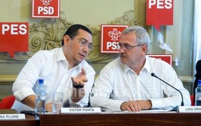 Dragnea: Procedura de revocare a lui Zgonea, săptămâna viitoare. Ponta: Nu am o problemă cu funcţiile