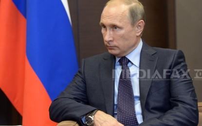 Vladimir Putin: Sistemul antirachetă din România, o ameninţare. Rusia va lua măsuri de apărare