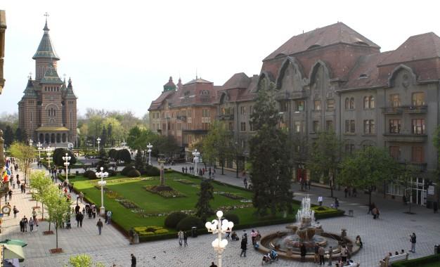 """Oraşul Timişoara, desemnat Capitală culturală europeană 2021 / Primarul Robu: """"A fost dăruire şi muncă enormă"""""""