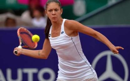 Andreea Mitu a câştigat turneul ITF de la Bratislava