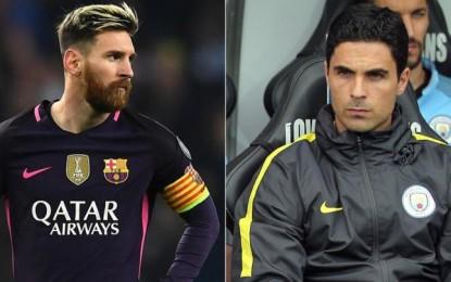 """Guardiola a negat existența unui conflict între """"secundul"""" său și Messi"""
