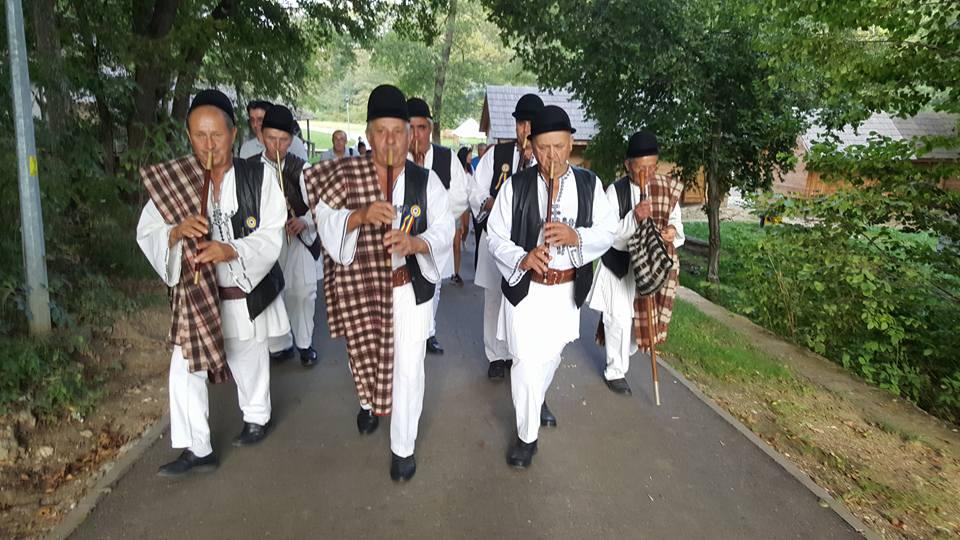 Festival Tarafuri si Fanfare editia XI-a ,Sibiu,11 septembrie 2016- clip 1