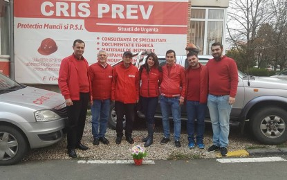 Cris Prev: Servicii Securitate Sanatate in Munca-Situatii de Urgenta