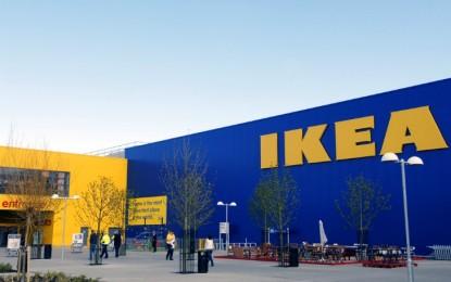 IKEA pregăteşte investiţii de jumătate de miliard de euro în România