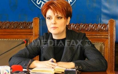 Lia Olguţa Vasilescu, noul ministru al Muncii şi Justiţiei Sociale, şi-a scris demisia din funcţia de primar al Craiovei