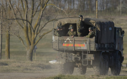 Accident camion militar. Ţuţuianu, noul ministru al Apărării, confirmă: Vehiculul era vechi. Mai sunt încă alte 700 asemănătoare