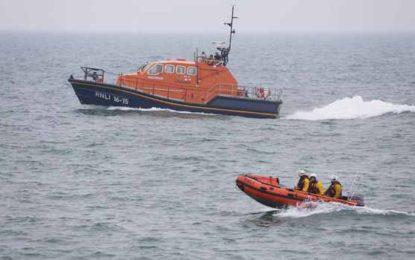 Un român MORT, unul rănit şi doi daţi DISPĂRUŢI în urma ciocnirii între două ambarcaţiuni în sudul Marii Britanii/ Paza de Coastă a suspendat operaţiunile de căutare în Canalul Mânecii
