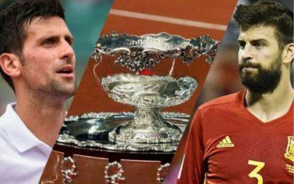 Asociere în afaceri între doi titani în sport. Fundaşul Barcelonei Gerard Pique şi tenismenul sârb Novak Djokovici pornesc o investiţie de zeci de milioane de euro. Planul celor doi
