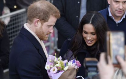 NUNTA regală din Marea Britanie: Ce arome au ales Prinţul Harry şi logodnica sa, Meghan Markle pentru tort. Va fi decorat cu flori proaspete