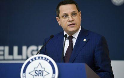 Eduard Hellvig, şeful SRI: Legalitatea protocolului secret nu poate fi pusă la îndoială