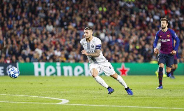 Ce cadoul le-a făcut un atacant de la Inter colegilor, după ce l-au ajutat să obţină titlul de golgheter în Serie A