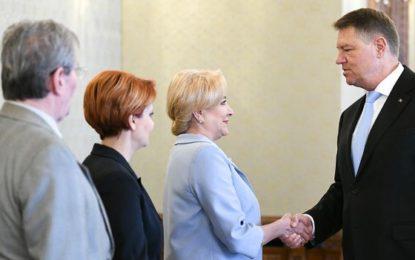 Dăncilă i-a trimis o nouă scrisoare lui Iohannis: Beneficiez de dreptul exclusiv de alegere a miniştrilor