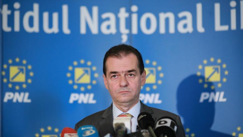 Ludovic Orban, după ce a fost desemnat premier: Vom da românilor ceea ce așteaptă de la noi