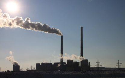 Organizația Meteorologică Mondială: Concentrația de gaze cu efect de seră a atins un nou record