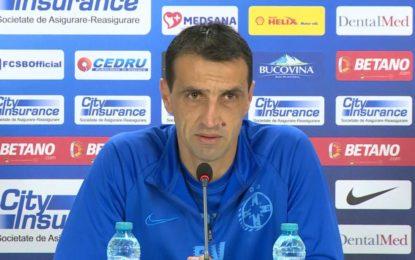 Reacţia surprinzătoare a lui Bogdan Vintilă, întrebat dacă ar vrea introducerea VAR în Liga 1