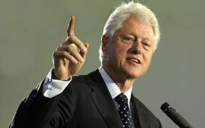 Bill Clinton a făcut sex cu Monica Lewinsky ca să scape de grijile presupuse de funcția de președinte al SUA Citeşte întreaga ştire: Bill Clinton a făcut sex cu Monica Lewinsky ca să scape de grijile presupuse de funcția de președinte al SUA