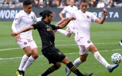 Start fals pentru echipa lui David Beckham în MLS. Carlos Vela i-a umilit pe jucătorii lui Inter Miami