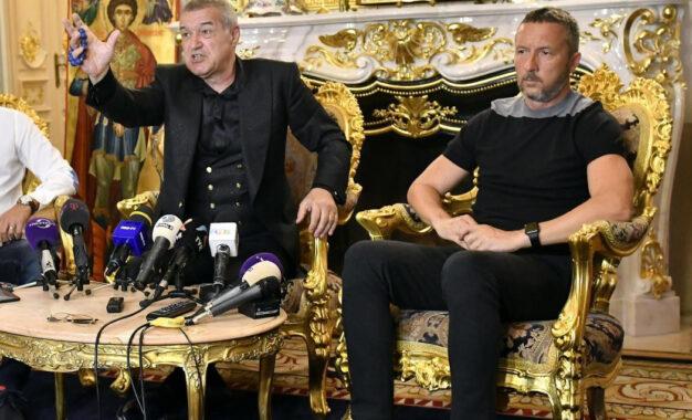 """""""Nu prinde 3 meciuri!"""" Cum l-a """"executat"""" din start Gigi Becali pe jucătorul adus de MM Stoica la FCSB"""